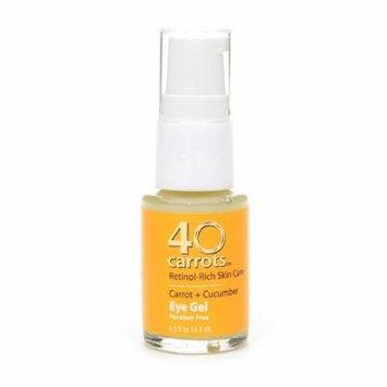 40 Carrots Carrot + Cucumber Eye Gel 0.5 fl oz (14.8 ml)