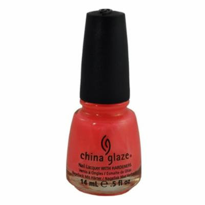 China Glaze Nail Polish - Pink Plumeria #80448
