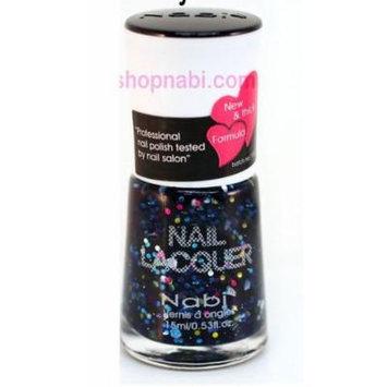 Nabi Nail Polish Party Mania Glitter 162 - 15mL