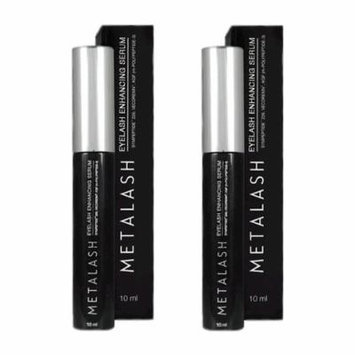 Metalash 2pack - Best Eyelash Growth Serum - Best Eyelash Enhancer - Lash Strengthener - Get Longer Lashes Now