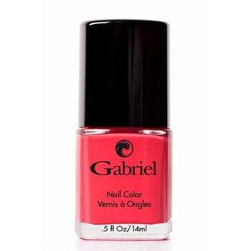 Hibiscus Nail Polish (0.5 oz) Brand: Gabriel Cosmetics
