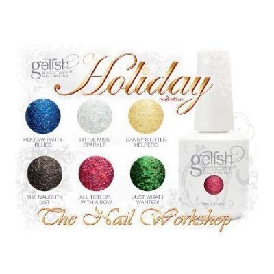 holiday collection gelish set