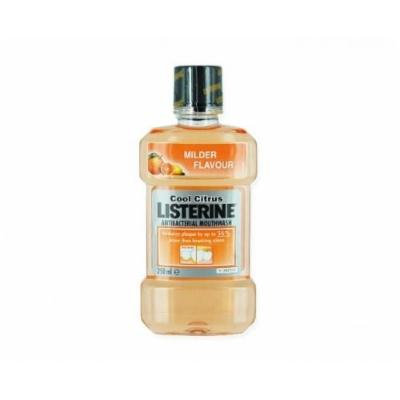 Listerine Cool Citrus Mouthwash 250Ml- Pack Of 2