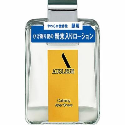 Shiseido Auslese #11 Calming Aftershave N [calm] for Men