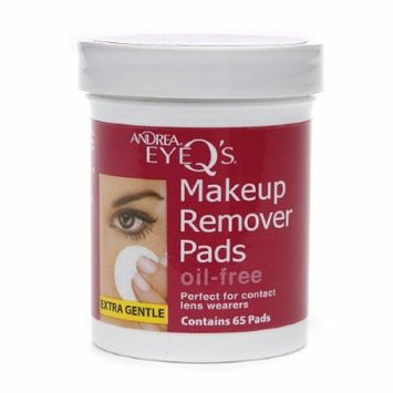 Andrea EyeQ's Oil Free Eye Make-Up Remover Pads