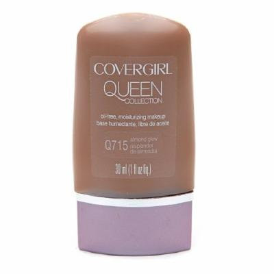 COVERGIRL Queen Collection Oil-Free Moisturizing Makeup