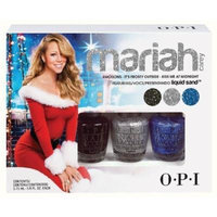 OPI Mini Collection - Mariah Carey Emotions - It's Frosty Outside - Kiss Me At Midnight