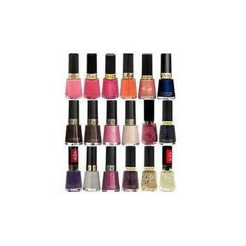 12 NEW Lot Revlon Fingernail Polish Nail Enamel Great Colors No Repeats