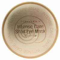 Tonymoly Intense Care Snail Mask Jumbo 15 Uses/38g Eye Mask / Korea Cosmetic