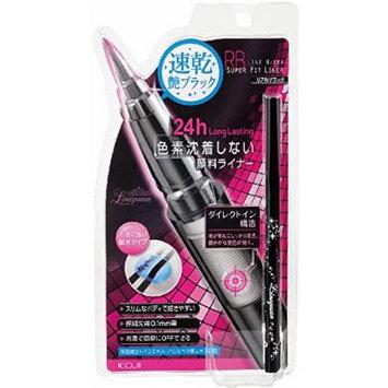 Koji / Line Queen Super Fit Liner (Real Black) Liquid Eyeliner