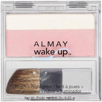 Almay Wake-Up Blush & Highlighter-Pink-010 (Pack of 2)