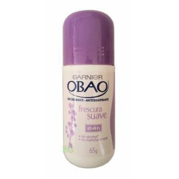 Obao Suave 24h Protection Deodorant Roll On by Garnier 2.3 oz (6 pack)... iwgl