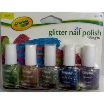 Crayola Glitter Nail Polish # 32391
