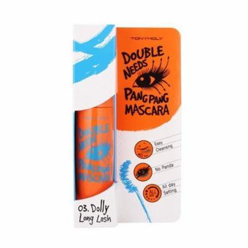 [TONYMOLY] Double Needs Pang Pang Mascara 12g (03 Long Long Lash)