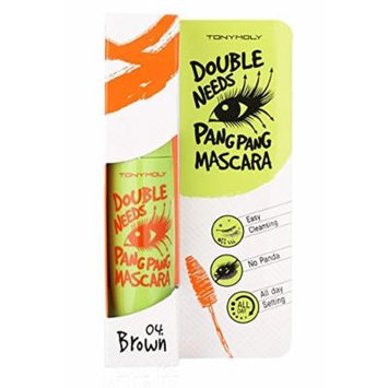 [TONYMOLY] Double Needs Pang Pang Mascara 12g (01 Volume Pang)