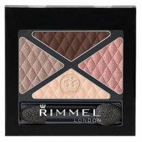 Rimmel Glam' Eyes Quad Eye Shadow, Mayfair 0.15 oz (4.3 g)