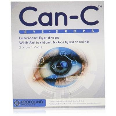 Can-c Eye Drops - Three Boxes: Contains Six 5ml Vials (3)