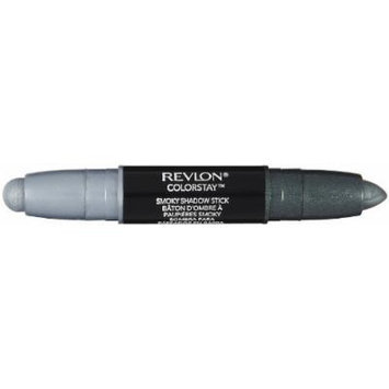 Revlon Color Stay Smoky Eyeshadow Stick, Smolder, 0.07 Ounce (Pack of 2)