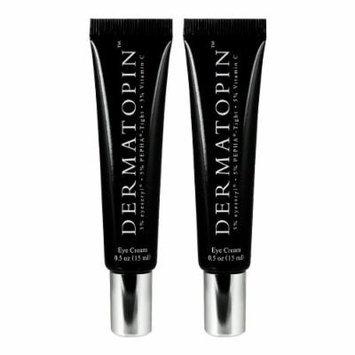 Dermatopin 2 Pack - Dark Circles Under Eyes Cream - Best Anti Wrinkle Eye Cream - Dark Circle Treatment to Reduce Aging