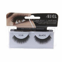 Ardell Fashion Lashes, Black, Style 138 1 pair