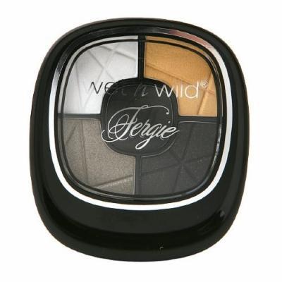 Wet n Wild Fergie Eye Shadow Palette, Metropolitan Nights 0.19 oz