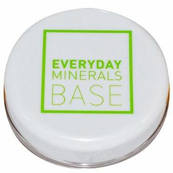 Everyday Minerals Jojoba Base 5W Foundation Makeup, True Beige