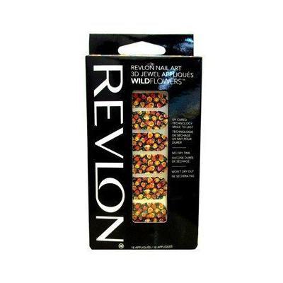 Revlon Nail Art 3D Jewel Appliques