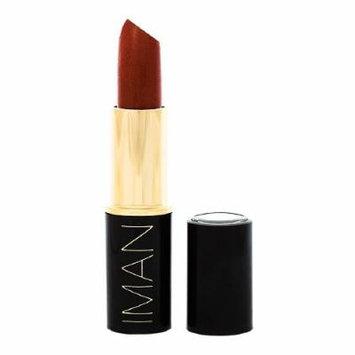 IMAN Luxury Moisturizing Lipstick, Paprika 13 oz (3.7 g)