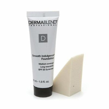 Dermablend Smooth Indulgence Foundation, Suede 1 fl oz (30 ml)