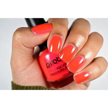 Probelle Nail Lacquer .5 Fl Oz (Pink Me (Neon Pink))