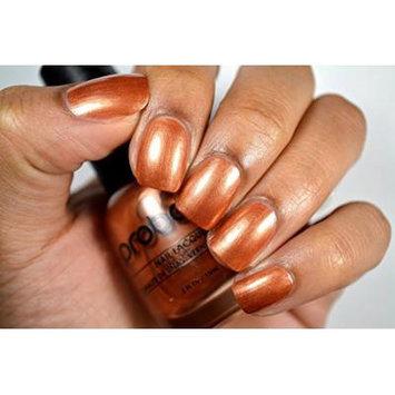 Probelle Nail Lacquer .5 Fl Oz (Bronze (Dark Yellow Pearl))