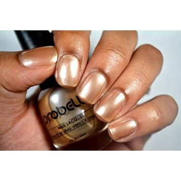 Probelle Nail Lacquer .5 Fl Oz (Richness (Light Yellow Pearl))