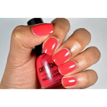 Probelle Nail Lacquer .5 Fl Oz (Love Me (Red Yellow Cream))