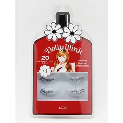 KOJI DOLLY WINK False EyeLashes No.20 Glamorous Doll