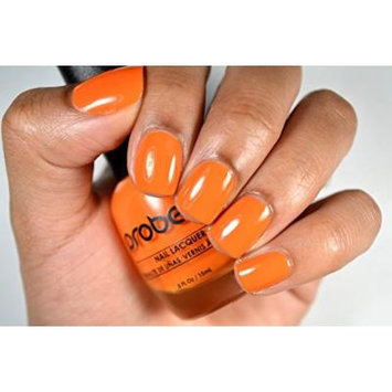 Probelle Nail Lacquer .5 Fl Oz (Oranjado (Orange Cream))