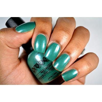 Probelle Nail Lacquer .5 Fl Oz (Esthercita (Blue Pearl))