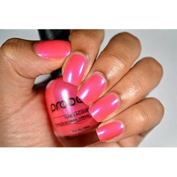 Probelle Nail Lacquer .5 Fl Oz (Lively (Intense Pink Pearl))