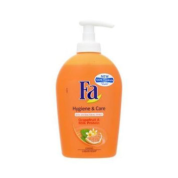 Fa Hygiene & Care Grapefruit & Milk Proteine Liquid Hand Soap 300ml / 10 fl oz