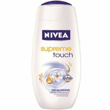 NIVEA Supreme Touch Cream Shower Gel
