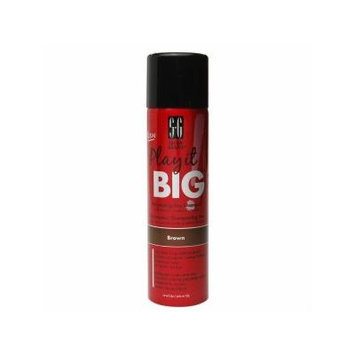 Salon Grafix Play It Big Dry Shampoo, Brown Hair 5.3 oz (150 g)