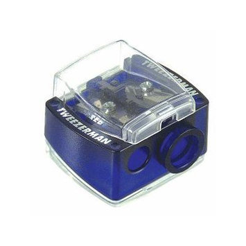 Tweezerman Cosmetic Pencil Sharpener 1 ea