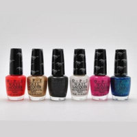 OPI Ford Mustang 2014 Collection- ALL 6 Shades Nl F68- Nl F73