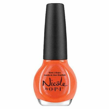 Nicole By OPI Nail Lacquer (NI307-Fresh Squeezed)