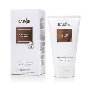 Babor Shaping For Body Feet Smoothing Balm 5.072 oz
