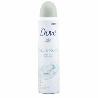 Dove Natural Touch Dead Sea Minerals Deodorant Spray