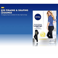 Nivea Q10 Plus Firming & Shaping Leggings Reductor-Slimming S/M