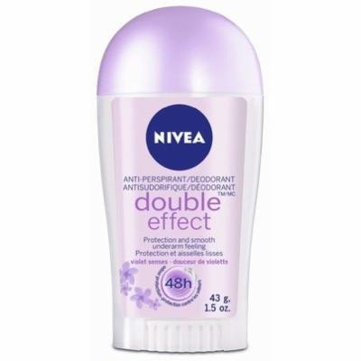 NIVEA Double Effect Anti-Perspirant Deodorant Stick