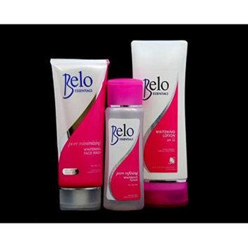 BELO Essentials Face Wash, Toner & Lotion set - for Oily Skin (Pink)
