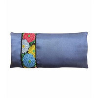 Jane Inc Silk Eye Pillow - Lavender Filled - Ribbon Mums