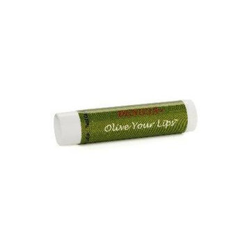 MicrodermaMitt Denizia - Olive Your Lips Organic Natural Lip Balm with SPF (2-Pack)